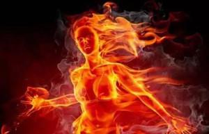 PA6玻纤增强烛芯效应人体自燃解释